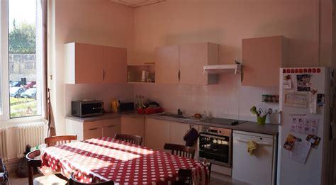 cuisines et d駱endances lyon une nouvelle cuisine pour la colocation de lyon la
