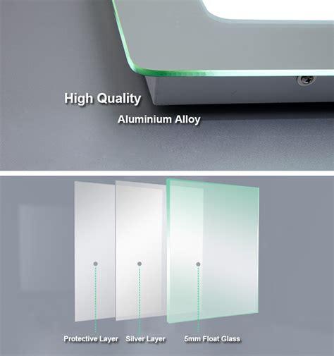 bathroom smart mirror bathroom smart mirror with mp3 bluetooth radio clock