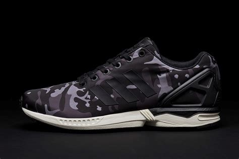 adidas zx flux black pattern sns x adidas zx flux quot pattern pack quot sneakernews com