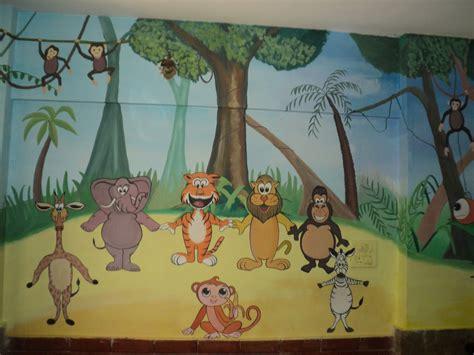 Fleur De Lis Home Decor Wholesale by Play Wall Painting Mumbai Kids Classroom Full Room