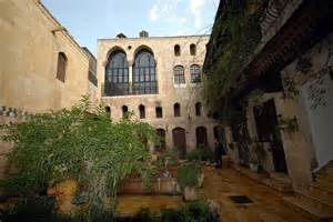 Houses With Courtyards In The Middle The Courtyard Houses Of Syria