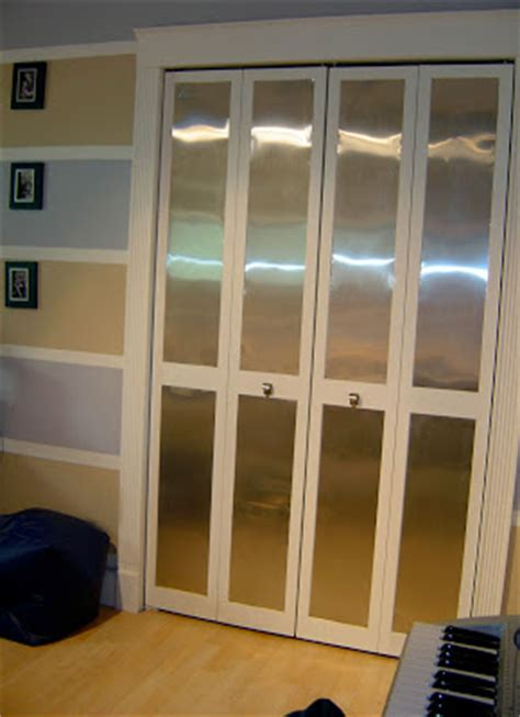 Inexpensive Closet Doors by Unpretentious Style Inexpensive Closet Doors Makeover