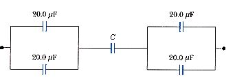 breakdown voltage of a capacitor equation each capacitor in the combination shown in the fig chegg