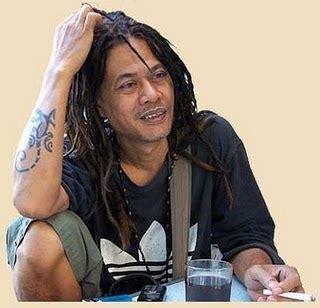 Rambut Gimbal Reggae roh mat biografi tony q rastafara