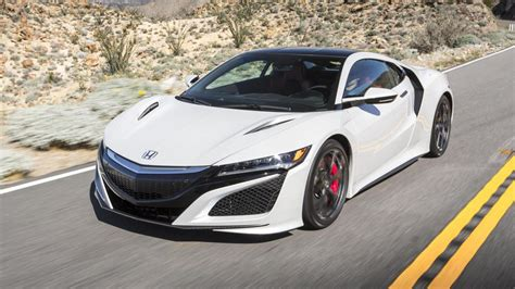 honda nsx tuning hennessey is tuning the new honda nsx top gear