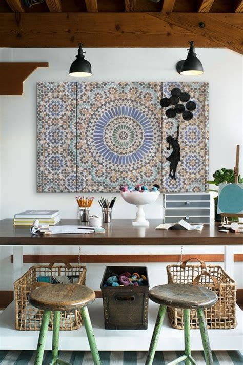 moroccan inspired home decor charming home office ideas inspired by moroccan decor so