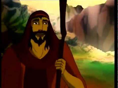 video film kartun nabi musa kartun islami kisah nabi musa mempunyai tongkat sakti