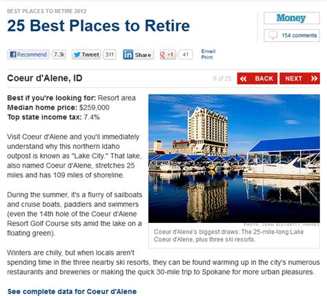 best cheap places to live best places to retire 2012 places to live cheap retire
