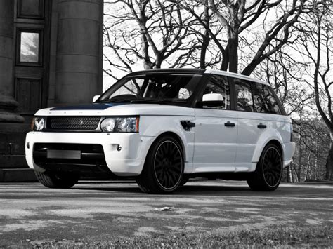 kahn range rover sport project kahn 2010 range rover sport rs600 hits the next level