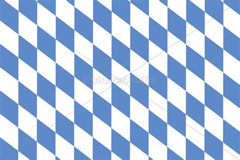 Muster Jagdpachtvertrag Bayern Bayrisches Rautenmuster Als Hintergrund Stockfoto 9941682 Bildagentur Panthermedia