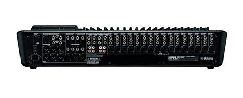 Mixer Yamaha 24 Channel yamaha mgp24x 24 channel premium mixing console