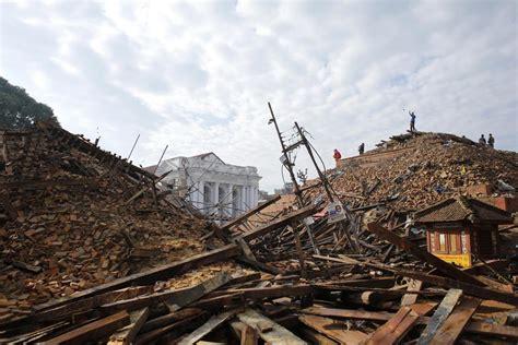 earthquake boston earthquake devastates nepal the boston globe