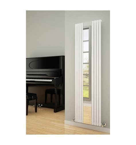 reflect reina stylish vertical mirror radiator