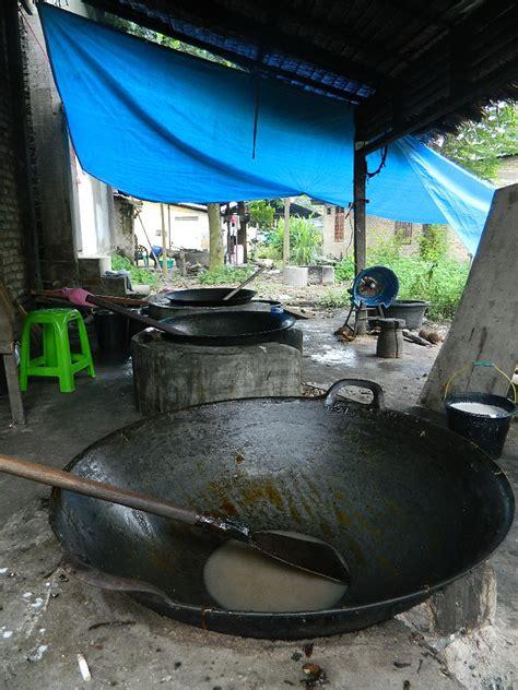 Wajan Untuk Membuat Dodol dodol pulut asli sejahtera perbaungan honey bee