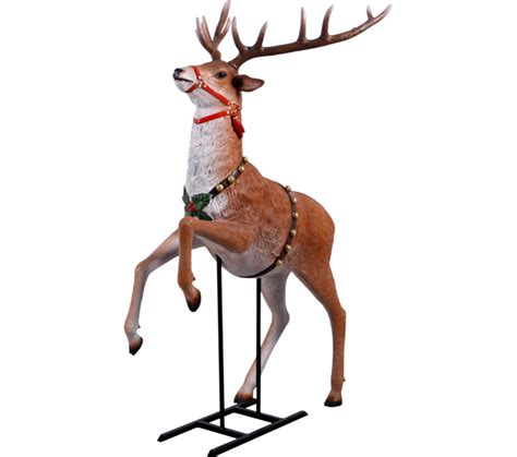 fibreglass reindeer