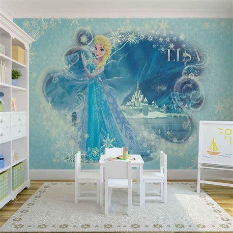 disney frozen wallpaper mural disney frozen elsa wall paper mural buy at europosters