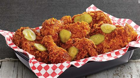hot chicken nashville kfc s gets hot and spicy with its new nashville hot chicken