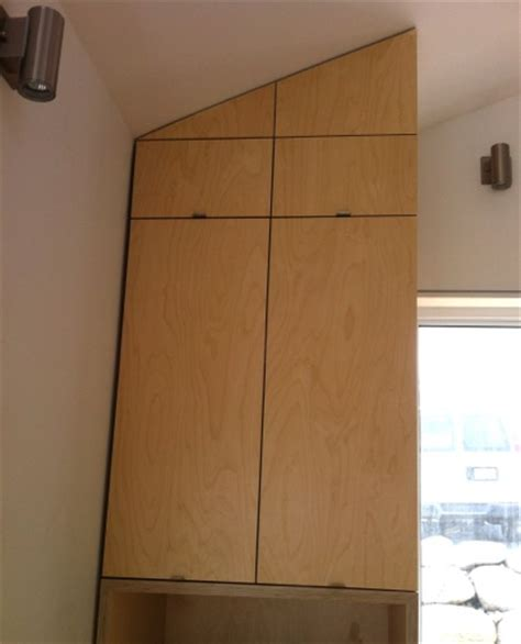 Baltic Birch Cabinets by Baltic Birch Kitchen Kingsburg 1 Mrb Contracting