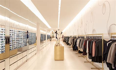 The Rack Saks by Saks Fifth Avenue Downtown By Found Associates 2016 11