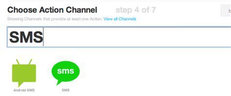 Saklar Sms 1 Channel put ifttt to work 6 unique ways to use ifttt