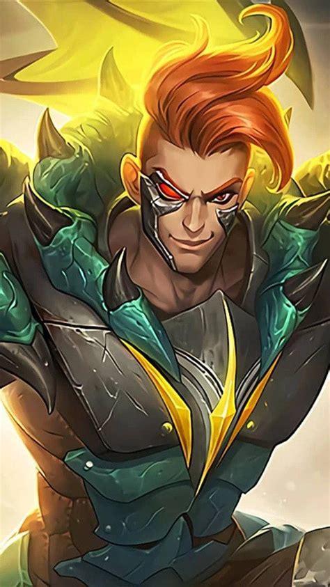 mecha dragon claude skins mobile legends seni