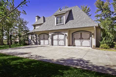 custom home garage celtic custom garage doors traditional garage little