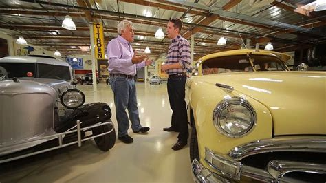Leno S Garage Cnbc by Leno Revs Up For Return To Tv With Leno S Garage