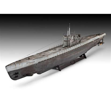 revell boten german submarine type ix c 1 72 modelbouw - Boten German