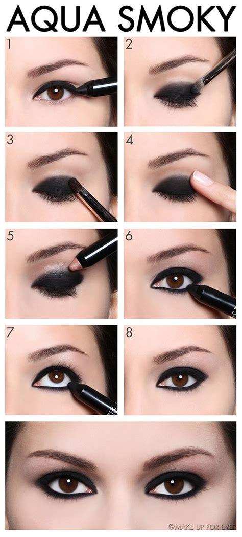 tutorial eyeshadow smokey eyes amazing smokey eye makeup tutorial alldaychic
