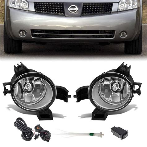 nissan fog light kit for 2005 2006 nissan altima 2004 2005 2006 nissan quest