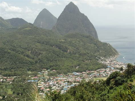 where does the st go pitons st lucia all you need to know before you go