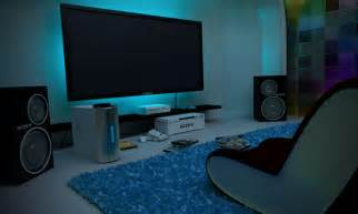 Gamer Bedroom Design 25 Gaming Room Designs Home Design And Interior
