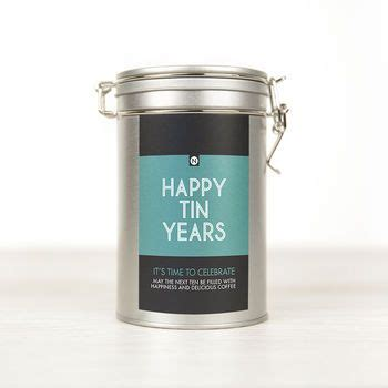 17 best ideas about tin anniversary gifts on things to do for your boyfriend
