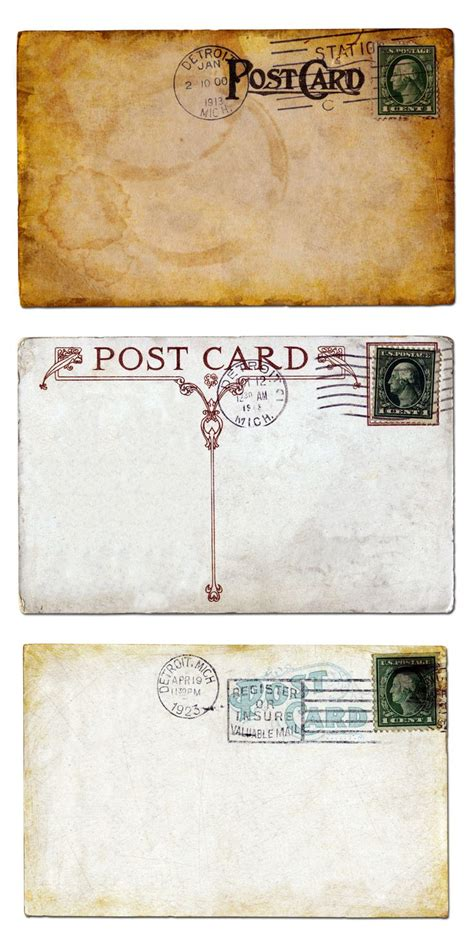 Pin By Linda Crismas On Cards N Tags Pinterest Postcards Vintage Postcards And Cards Retro Postcard Template