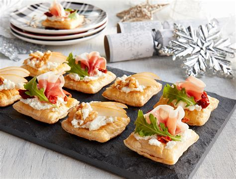 puff pastry canape ideas uteki