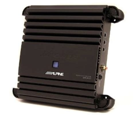 Power Lifier Alpine best offers mrp m500 alpine monoblock 500 watt rms power lifier car audio review