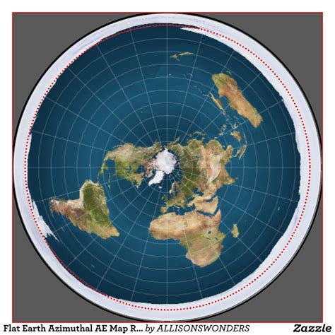 flat world map image the flat earth astonishing confessions conservative news