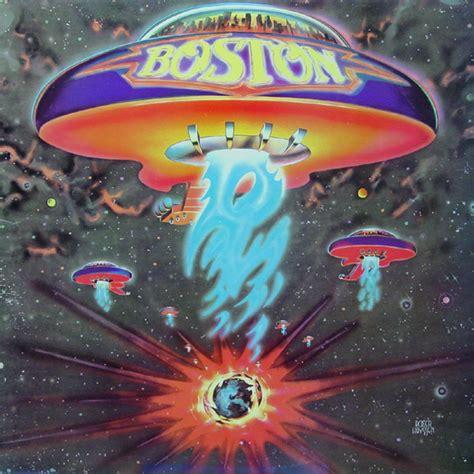 Boston Records Boston Vinyl Record Albums