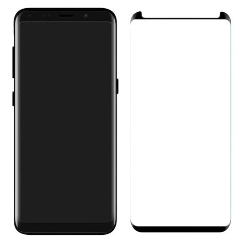 Tempered Glass Warna Samsung S8 Layar samsung galaxy s8 plus tempered glass screen protector black clearance