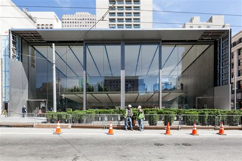 apple s new flagship aims to be san francisco s tech town
