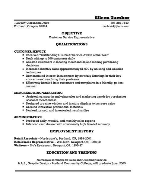 Csr Resume by Csr Resume Sle Http Resumesdesign Csr Resume