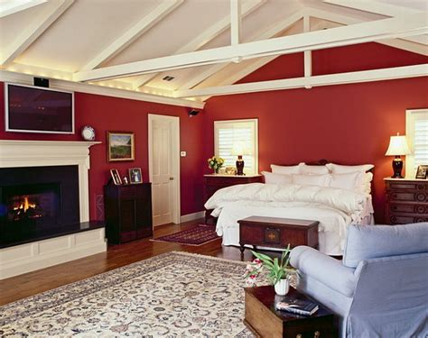 bedroom red paint ideas 45 beautiful paint color ideas for master bedroom hative