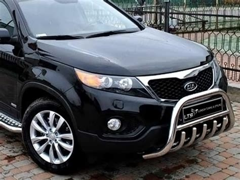 kia jeep 2010 kia sportage 2010 2015 chrome axle nudge a bar bull bar ebay