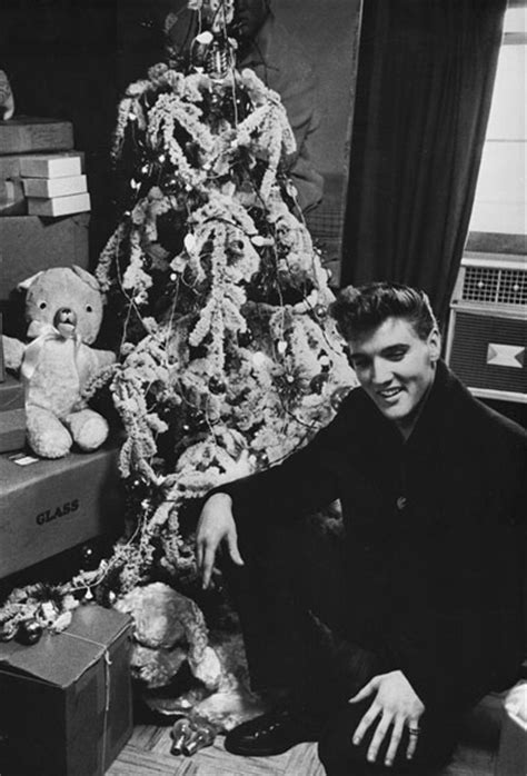 the truth behind elvis blue christmas kitschy kitschy coo