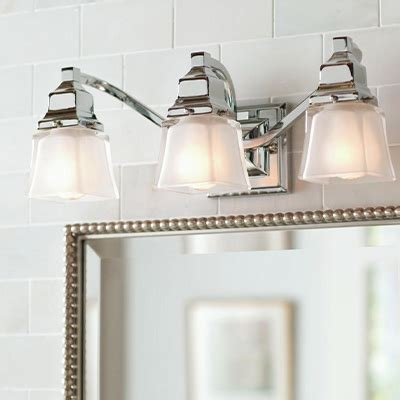 Overhead Kitchen Cabinets by Bathroom Lighting At The Home Depot