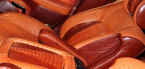 leather upholstery auto automotive roje exotic leather