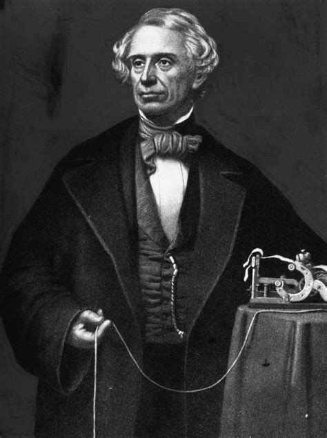 When Was The Invented by Samuel Morse Today In Heritage History