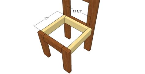 farmhouse chair plans farmhouse chair plans howtospecialist how to build