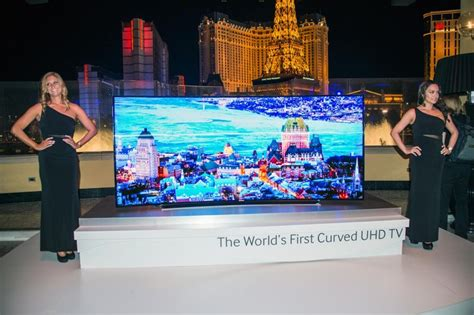 Tv Advance 21 In samsung s new 105 inch curved 5k ultra hd tv is