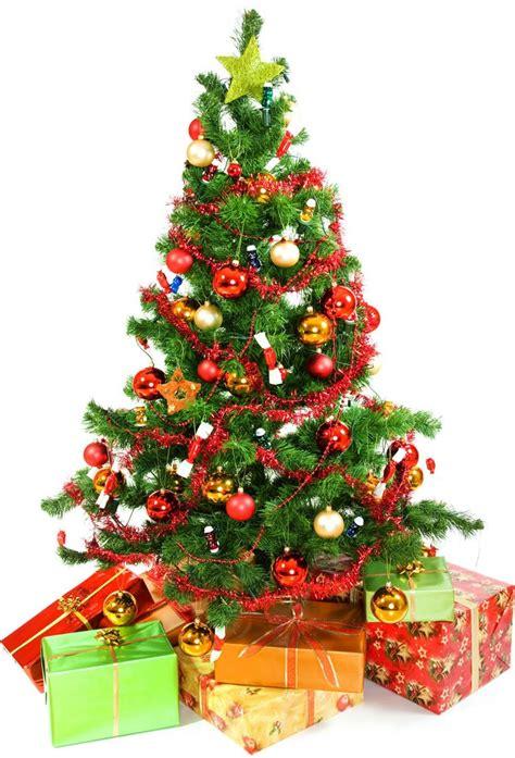 albero di natale clipart immagini albero di natale albero di natale addobbato